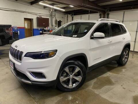 2019 Jeep Cherokee for sale at Sonias Auto Sales in Worcester MA