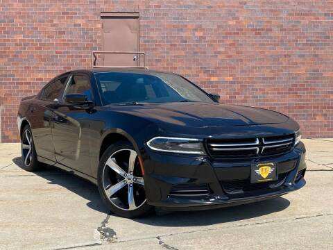 2017 Dodge Charger for sale at Effect Auto Center in Omaha NE