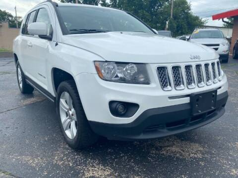 2016 Jeep Compass for sale at Dixie Automart LLC in Hamilton OH