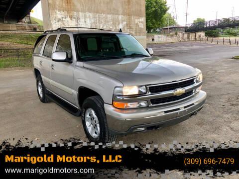 2006 Chevrolet Tahoe for sale at Marigold Motors, LLC in Pekin IL