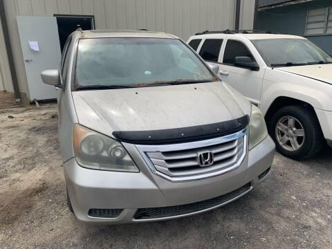 2008 Honda Odyssey for sale at Ebert Auto Sales in Valdosta GA