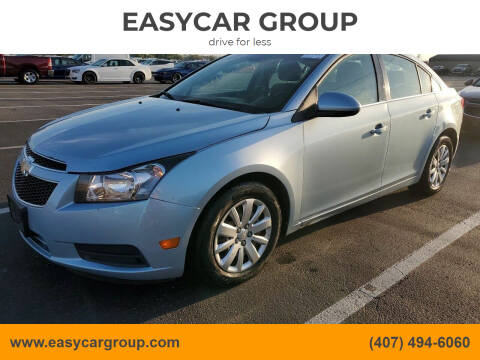 2011 Chevrolet Cruze for sale at EASYCAR GROUP in Orlando FL