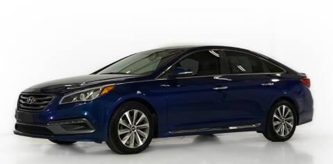 2015 Hyundai Sonata for sale at Houston Auto Credit in Houston TX