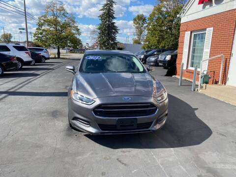 2014 Ford Fusion for sale at Motornation Auto Sales in Toledo OH