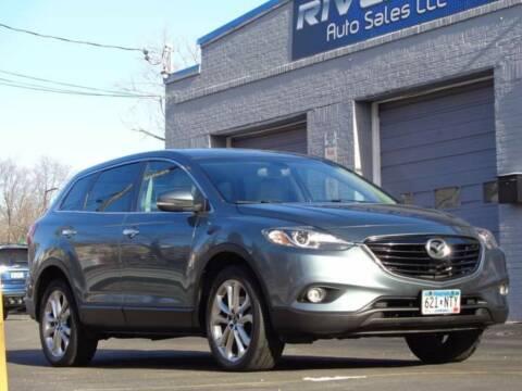 2013 Mazda CX-9 for sale at Rivera Auto Sales LLC in Saint Paul MN