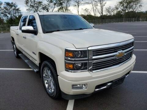 2015 Chevrolet Silverado 1500 for sale at Parks Motor Sales in Columbia TN