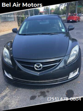 2012 Mazda MAZDA6 for sale at Bel Air Motors in Mobile AL
