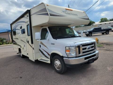 2016 Ford E-Series Chassis for sale at BERKENKOTTER MOTORS in Brighton CO