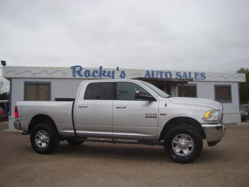 2014 RAM Ram Pickup 2500 for sale at Rocky's Auto Sales in Corpus Christi TX