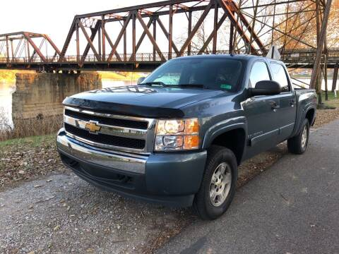 2008 Chevrolet Silverado 1500 for sale at PUTNAM AUTO SALES INC in Marietta OH