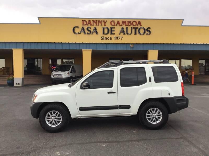 2014 Nissan Xterra for sale at CASA DE AUTOS, INC in Las Cruces NM
