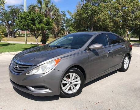 2011 Hyundai Sonata for sale at FIRST FLORIDA MOTOR SPORTS in Pompano Beach FL