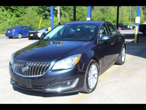 2014 Buick Regal for sale at Inline Auto Sales in Fuquay Varina NC