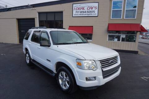 2007 Ford Explorer for sale at I-Deal Cars LLC in York PA