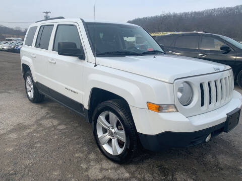 2014 Jeep Patriot for sale at Ron Motor Inc. in Wantage NJ