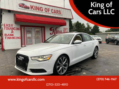 2014 Audi A6 for sale at King of Cars LLC in Bowling Green KY