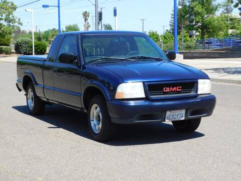 2000 GMC Sonoma for sale at General Auto Sales Corp in Sacramento CA