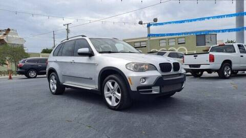 2008 BMW X5 for sale at Select Autos Inc in Fort Pierce FL