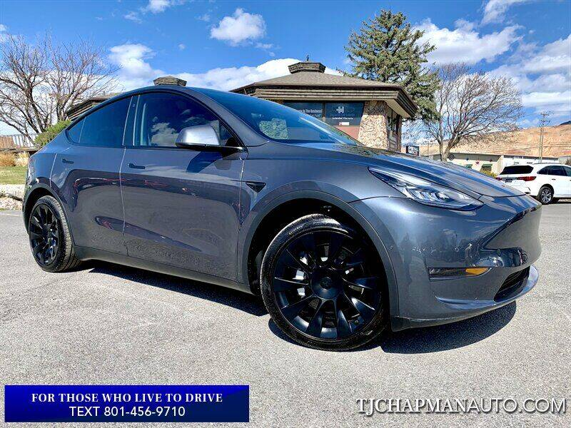 2020 Tesla Model Y for sale in Salt Lake City, UT