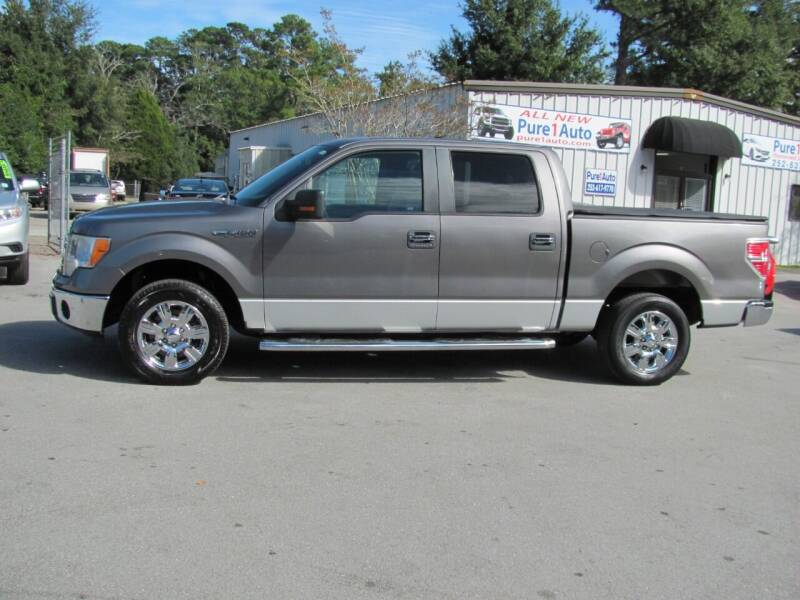 2011 Ford F-150 for sale at Pure 1 Auto in New Bern NC