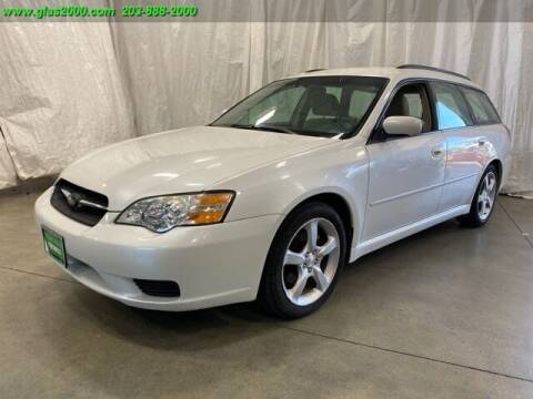 2007 Subaru Legacy for sale at Green Light Auto Sales LLC in Bethany CT