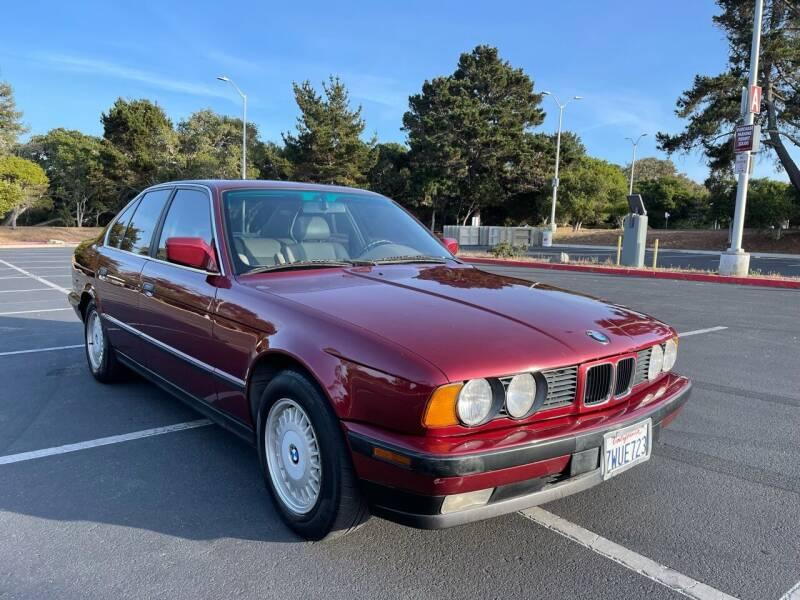 1991 BMW 5 Series for sale at Dodi Auto Sales in Monterey CA