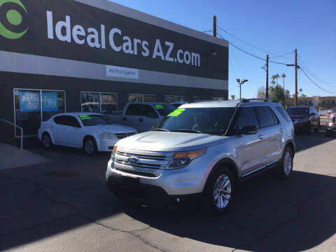 2011 Ford Explorer for sale at Ideal Cars in Mesa AZ