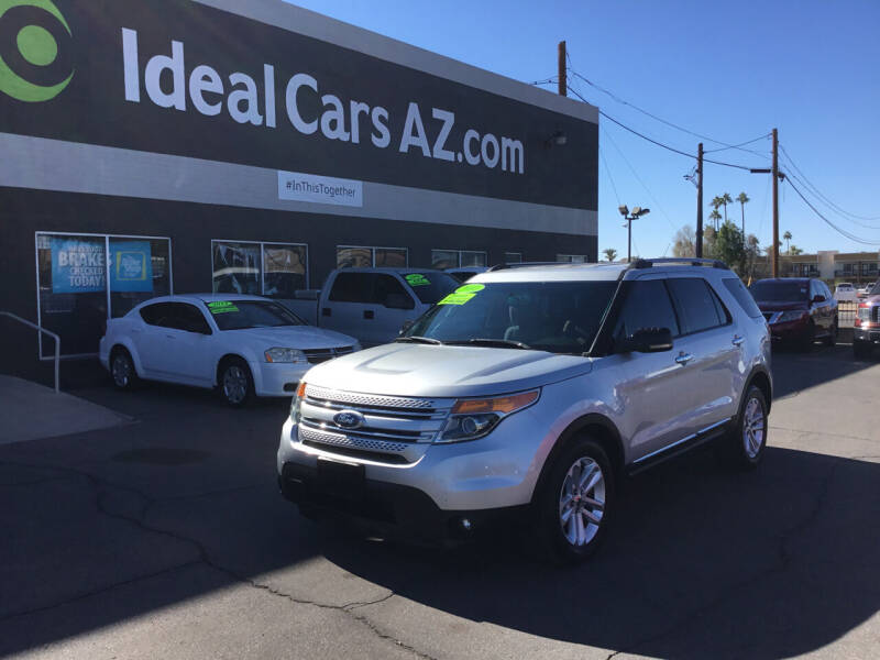 2011 Ford Explorer for sale at Ideal Cars Broadway in Mesa AZ