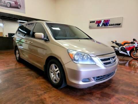 2007 Honda Odyssey for sale at Driveline LLC in Jacksonville FL