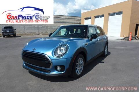 2016 MINI Clubman for sale at CarPrice Corp in Murray UT
