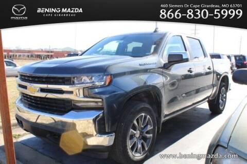 2020 Chevrolet Silverado 1500 for sale at Bening Mazda in Cape Girardeau MO