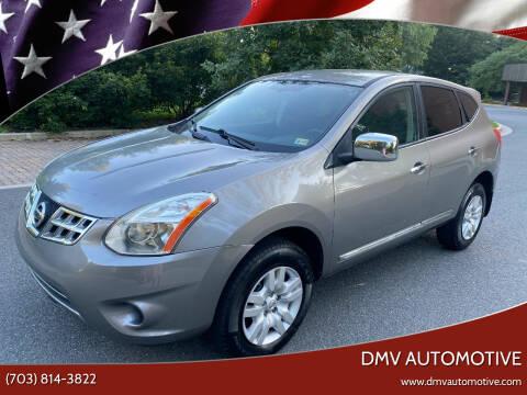2011 Nissan Rogue for sale at DMV Automotive in Falls Church VA