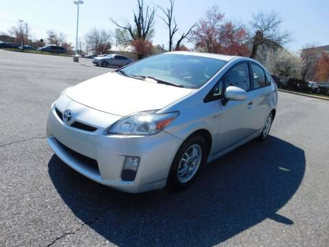 2010 Toyota Prius for sale at AMERICAR INC in Laurel MD