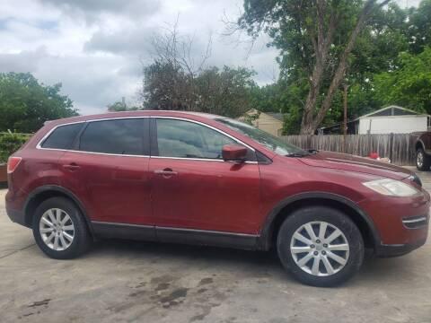 2009 Mazda CX-9 for sale at Progressive Auto Plex in San Antonio TX