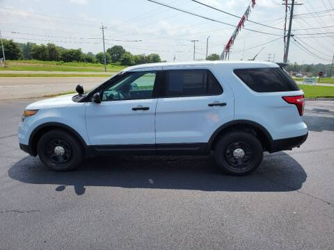 2014 Ford Explorer for sale at Moores Auto Sales in Greeneville TN