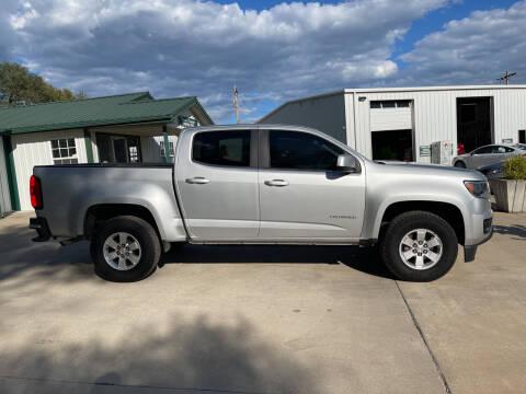 2016 Chevrolet Colorado for sale at Town & Country Motors Inc. in Meriden KS