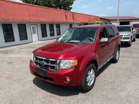 2009 Ford Escape for sale at Best Buy Auto Sales in Murphysboro IL