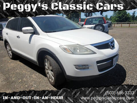 2008 Mazda CX-9 for sale at Peggy's Classic Cars in Oregon City OR