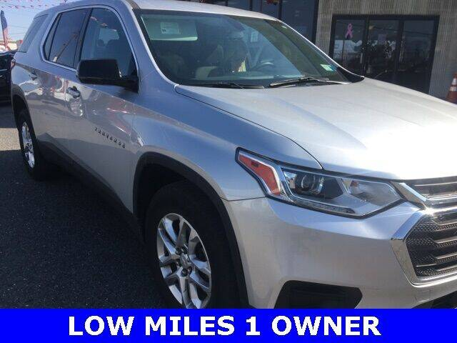 2018 Chevrolet Traverse for sale in Bay Shore, NY