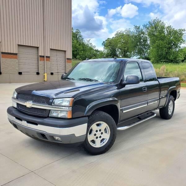 2005 Chevrolet Silverado 1500 for sale at 601 Auto Sales in Mocksville NC