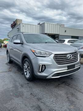 2017 Hyundai Santa Fe for sale at City to City Auto Sales in Richmond VA