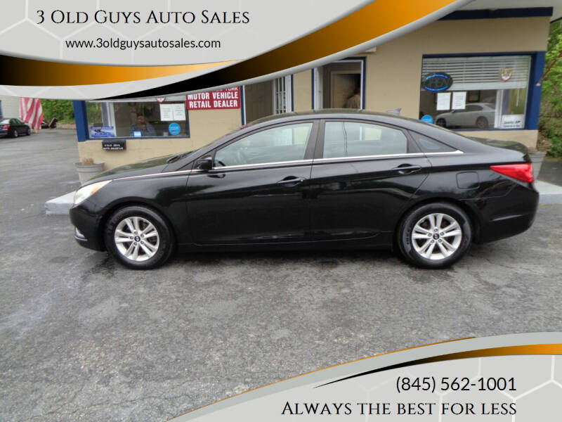 2011 Hyundai Sonata for sale at 3 Old Guys Auto Sales in Newburgh NY