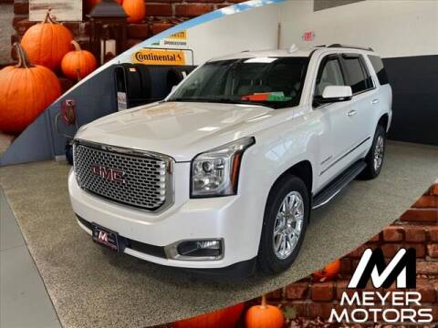 2016 GMC Yukon for sale at Meyer Motors in Plymouth WI