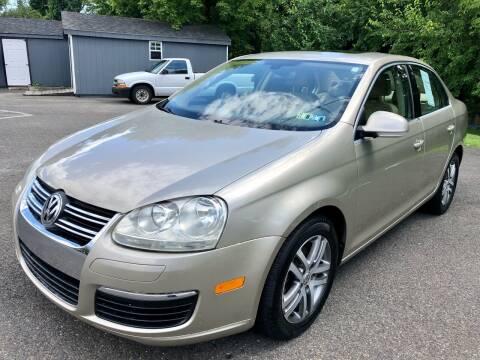 2005 Volkswagen Jetta for sale at Perfect Choice Auto in Trenton NJ