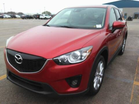 2015 Mazda CX-5 for sale at Smart Chevrolet in Madison NC