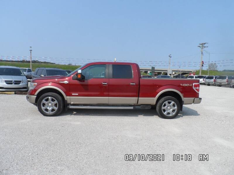 2014 Ford F-150 for sale at Town and Country Motors in Warsaw MO