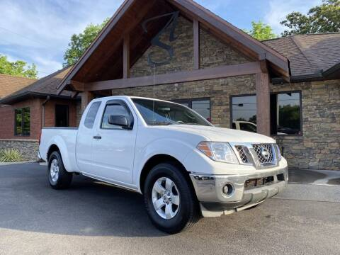 2010 Nissan Frontier for sale at Auto Solutions in Maryville TN