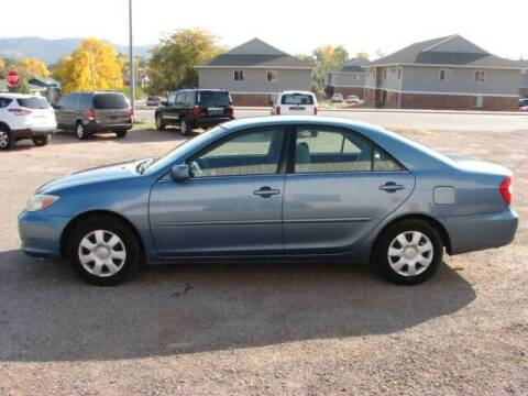 2004 Toyota Camry for sale at Bennett's Motorsports in Hot Springs SD