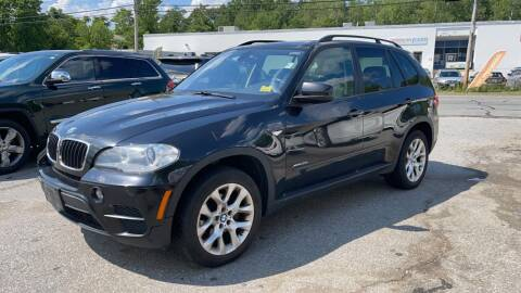 2012 BMW X5 for sale at Top Line Import in Haverhill MA