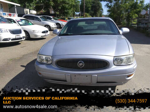 2005 Buick LeSabre for sale at AUCTION SERVICES OF CALIFORNIA in El Dorado CA